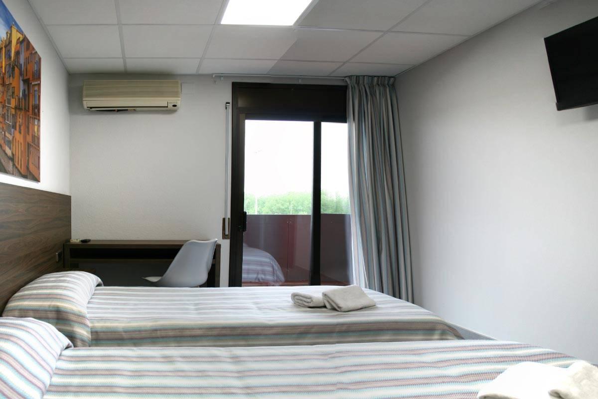 Chambres à deux lits 1