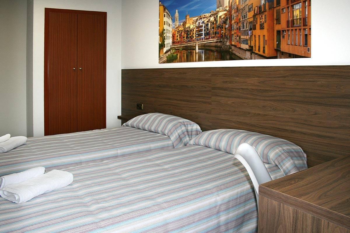 Chambres à deux lits 4