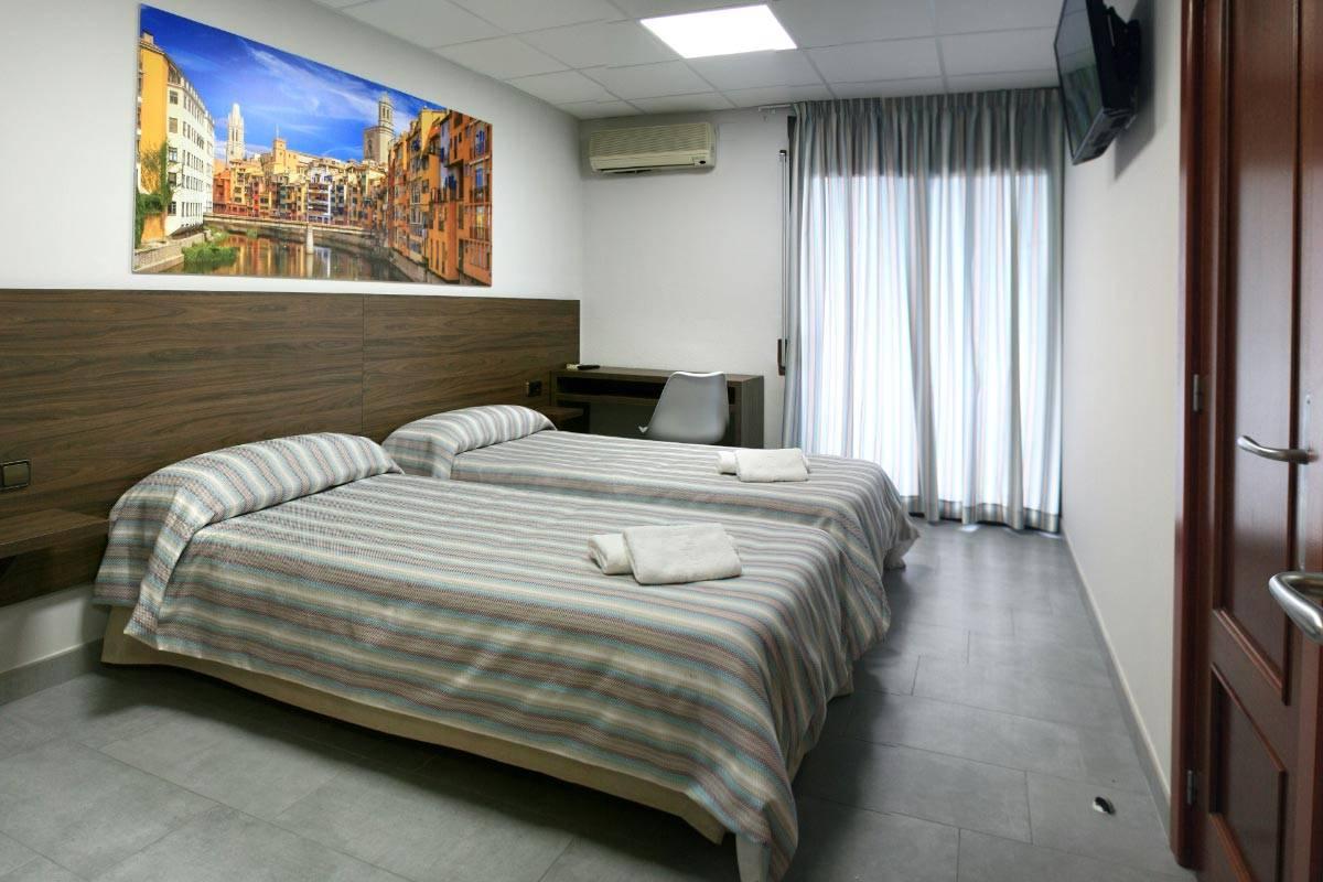 Chambres à deux lits 2
