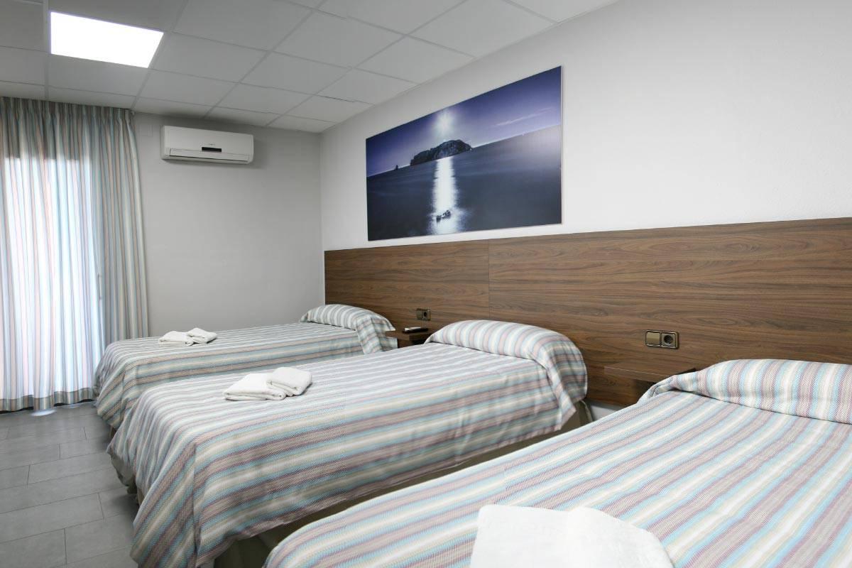 Triple room 0